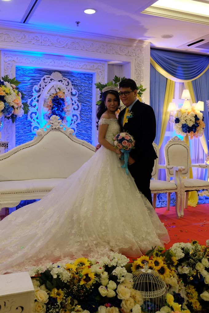 Wedding of Andrew & Sherly by KEYS Entertainment - 002