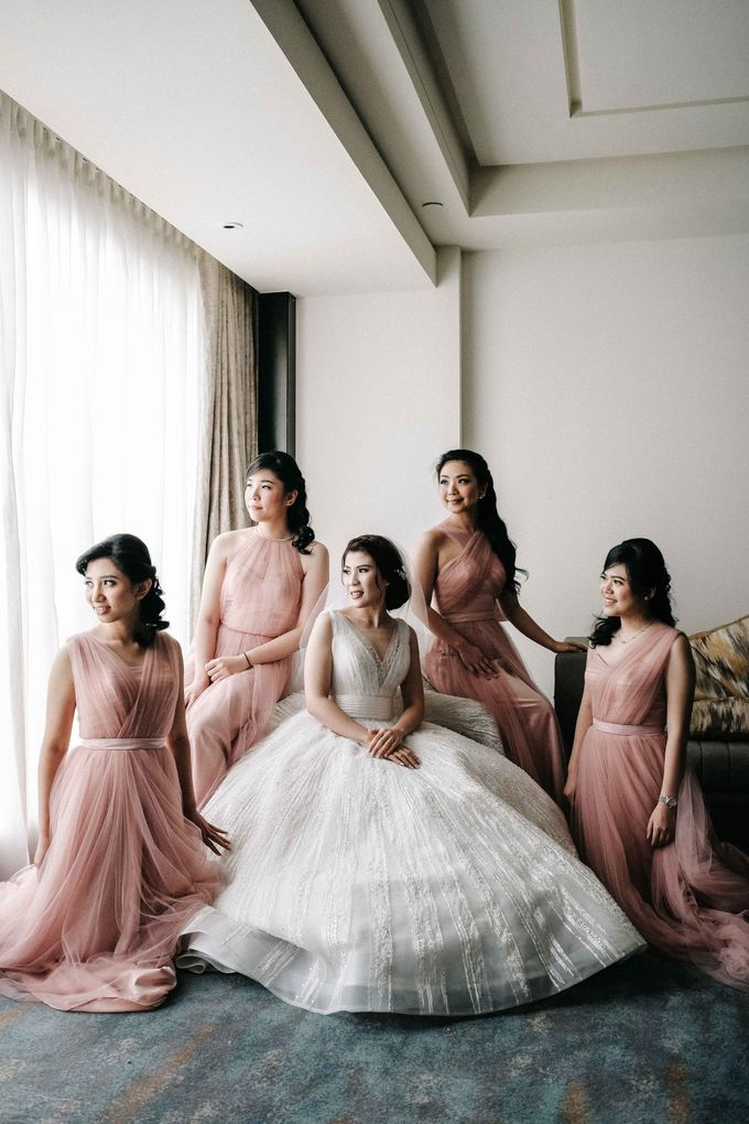 Sheraton Gandaria - Danny & Engelin by Wong Hang Distinguished Tailor - 017