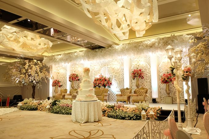 The Wedding of Aditya Riana - Ayana Midplaza Jakarta by The Swan Decoration - 003