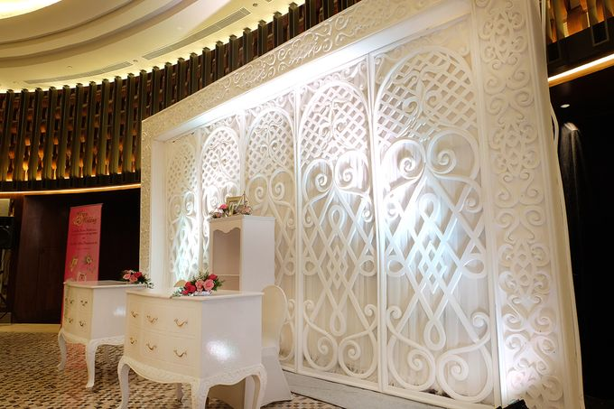 The Wedding of Aditya Riana - Ayana Midplaza Jakarta by The Swan Decoration - 008