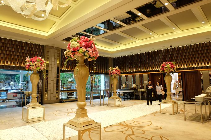 The Wedding of Aditya Riana - Ayana Midplaza Jakarta by The Swan Decoration - 018