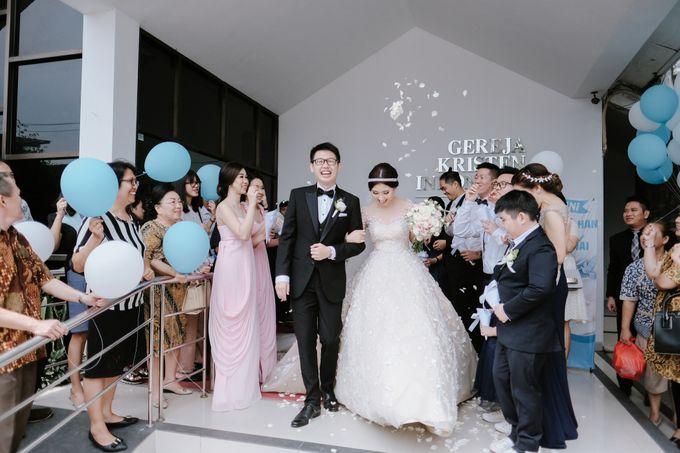 THE WEDDING OF DANIEL & NOVI by Alluvio - 032