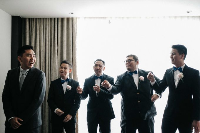 Sheraton Gandaria - Danny & Engelin by Wong Hang Distinguished Tailor - 016