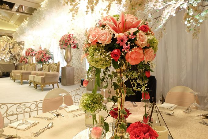 The Wedding of Aditya Riana - Ayana Midplaza Jakarta by The Swan Decoration - 024
