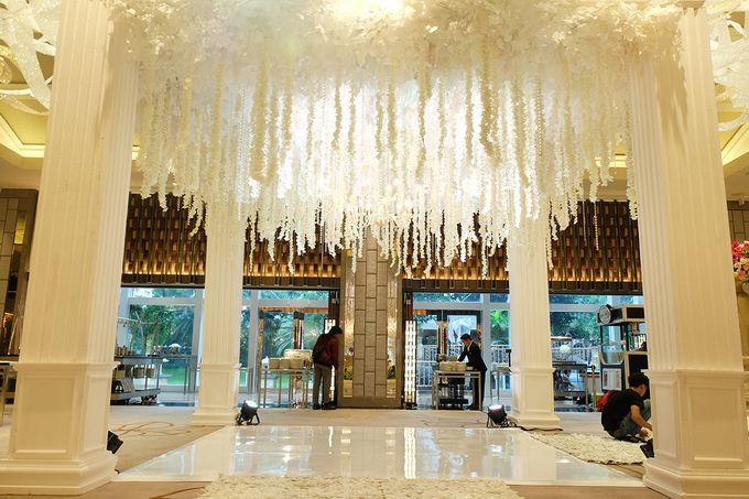 The Wedding of Aditya Riana - Ayana Midplaza Jakarta by The Swan Decoration - 026