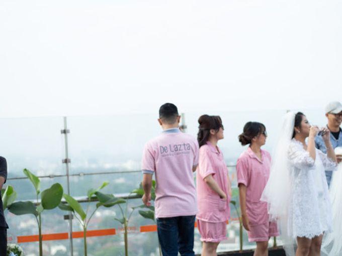 Our BtS by delazta wedding coordinator - 005