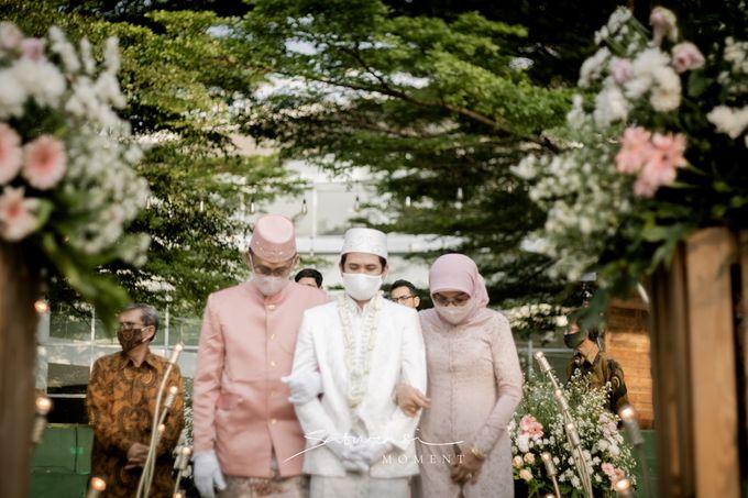 Wedding of Raissa & Arif by Saturasi Moment - 024