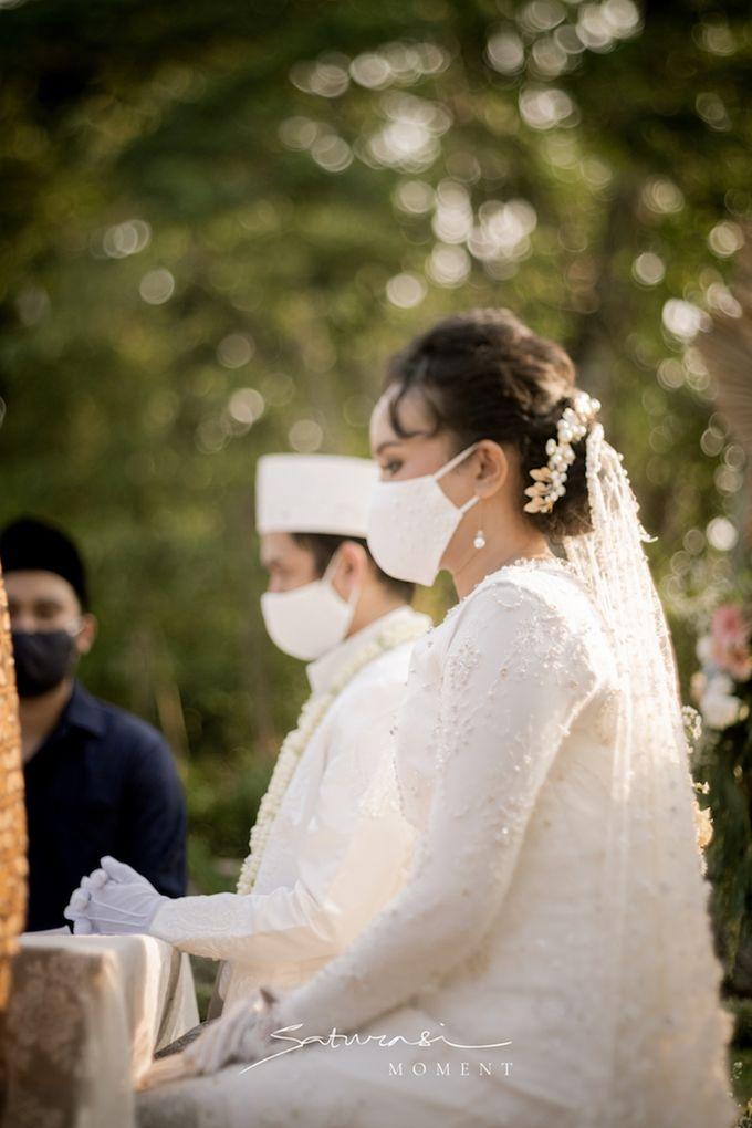 Wedding of Raissa & Arif by Saturasi Moment - 026