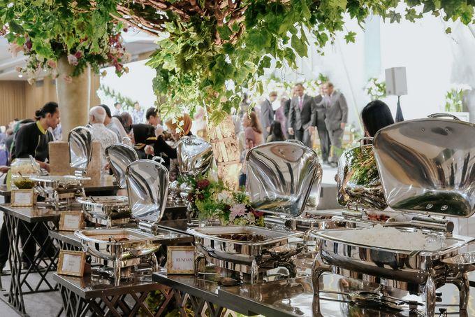 Wedding of Ghafiq & Nenes by Minity Catering - 014