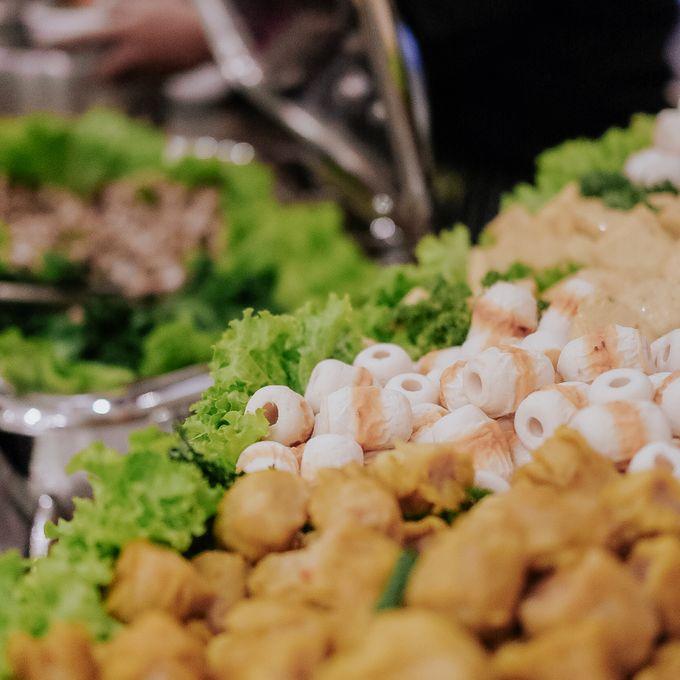 Wedding of Ghafiq & Nenes by Minity Catering - 006