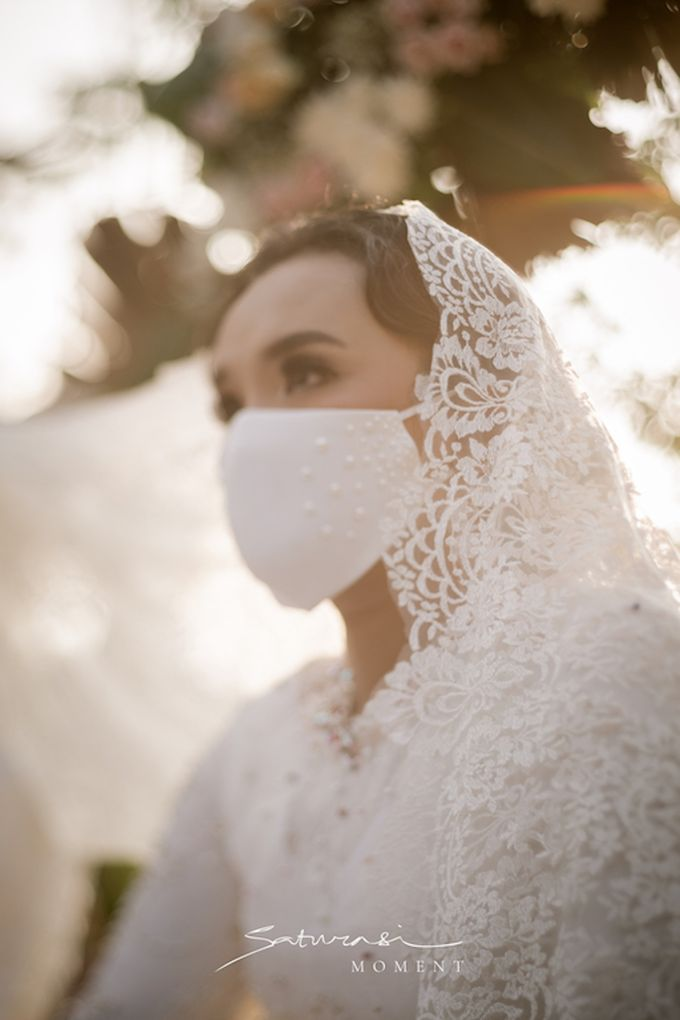 Wedding of Raissa & Arif by Saturasi Moment - 028