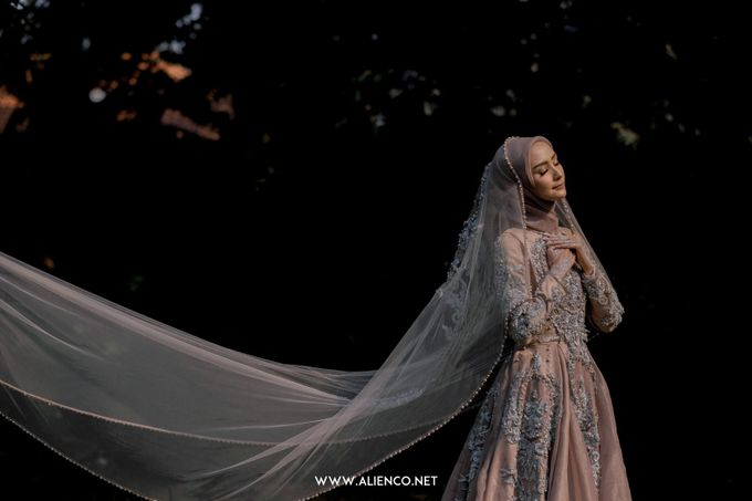 The Wedding Of Melly & Wisnu by alienco photography - 023