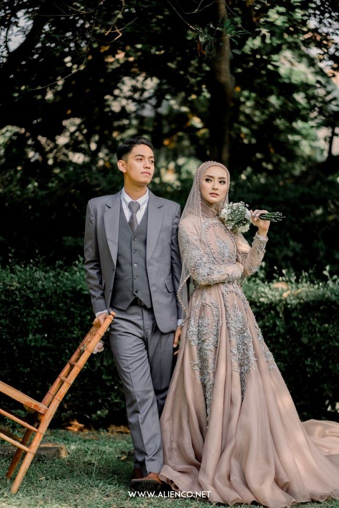 The Wedding Of Melly & Wisnu by alienco photography - 024