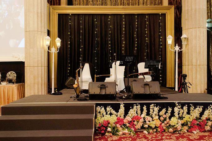 The Wedding of Adrian Silviany - Kempinski bali Room by The Swan Decoration - 043
