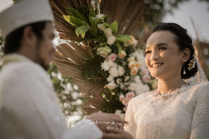 Wedding of Raissa & Arif by Saturasi Moment - 029