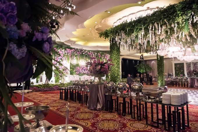 Noha & Rifki Wedding by Amarillis Floral and Party Decorator - 004