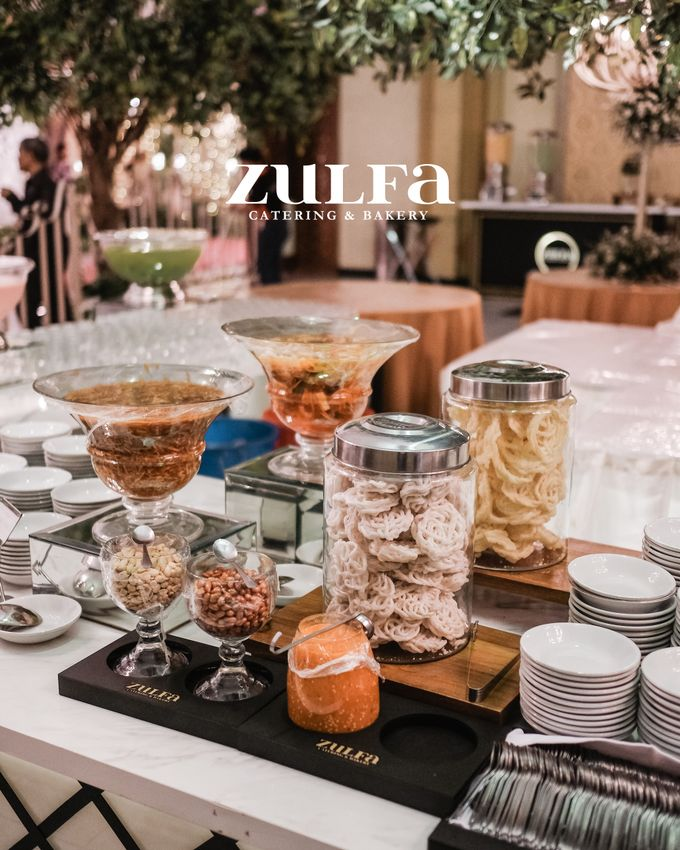 BIMO & GHABRINA - PUSDAI - 29 JUNI 2019 by Zulfa Catering - 020