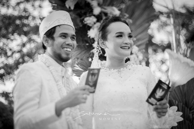 Wedding of Raissa & Arif by Saturasi Moment - 031