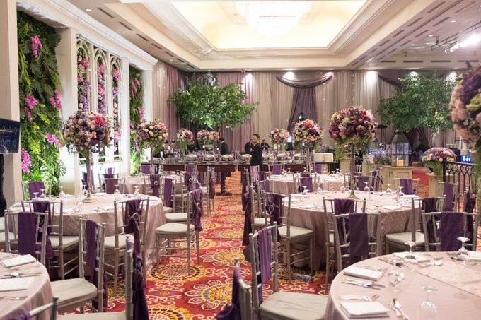 Noha & Rifki Wedding by Amarillis Floral and Party Decorator - 003