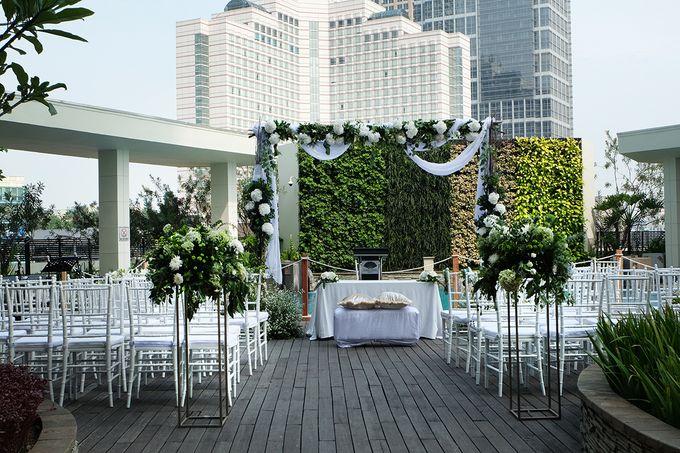 The Wedding of Raymond & Erika by Mandarin Oriental, Jakarta - 025