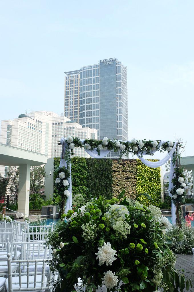 The Wedding of Raymond & Erika by Mandarin Oriental, Jakarta - 026