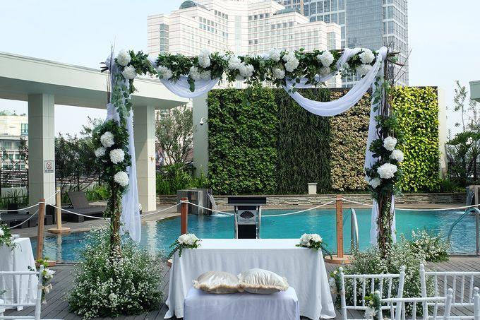 The Wedding of Raymond & Erika by Mandarin Oriental, Jakarta - 029
