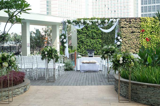 The Wedding of Raymond & Erika by Mandarin Oriental, Jakarta - 005