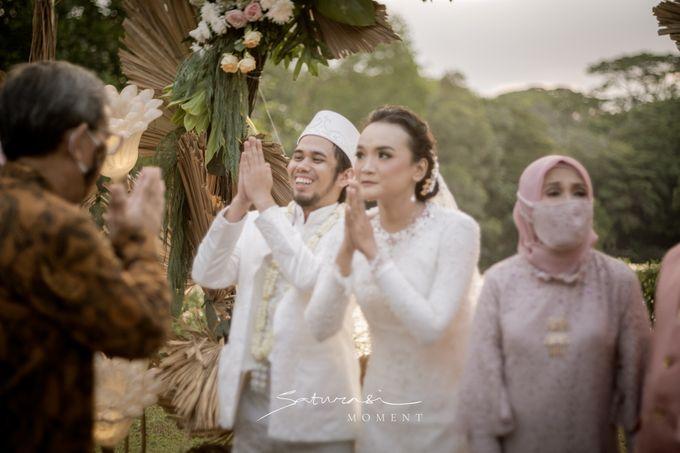 Wedding of Raissa & Arif by Saturasi Moment - 038