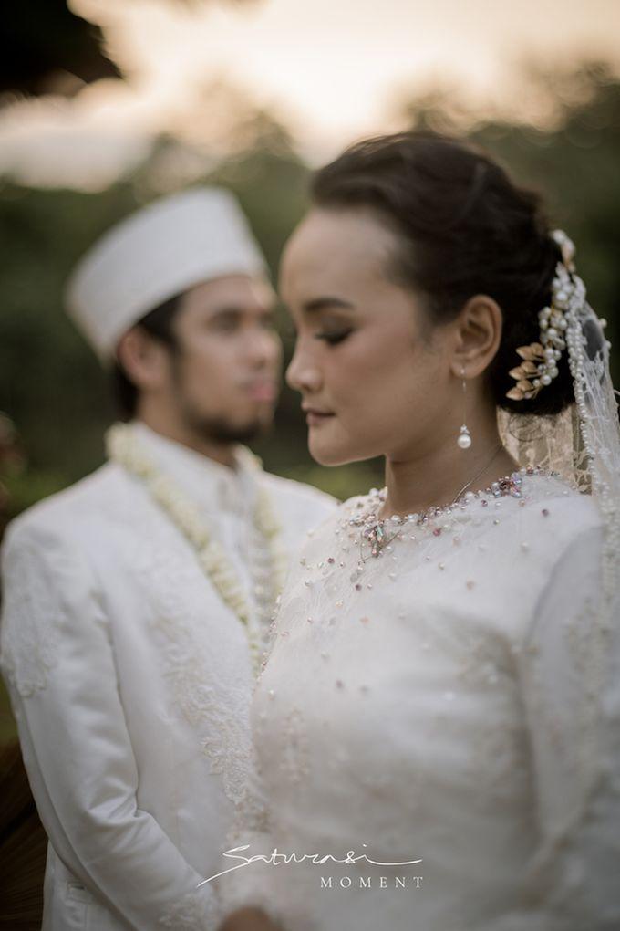 Wedding of Raissa & Arif by Saturasi Moment - 040