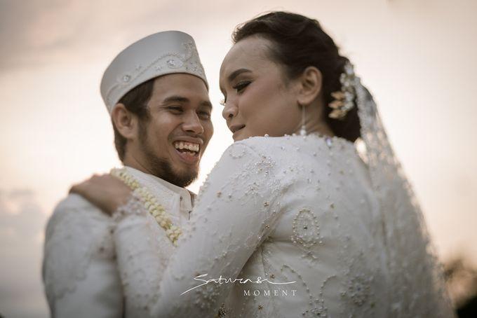 Wedding of Raissa & Arif by Saturasi Moment - 043