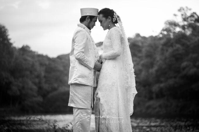 Wedding of Raissa & Arif by Saturasi Moment - 045