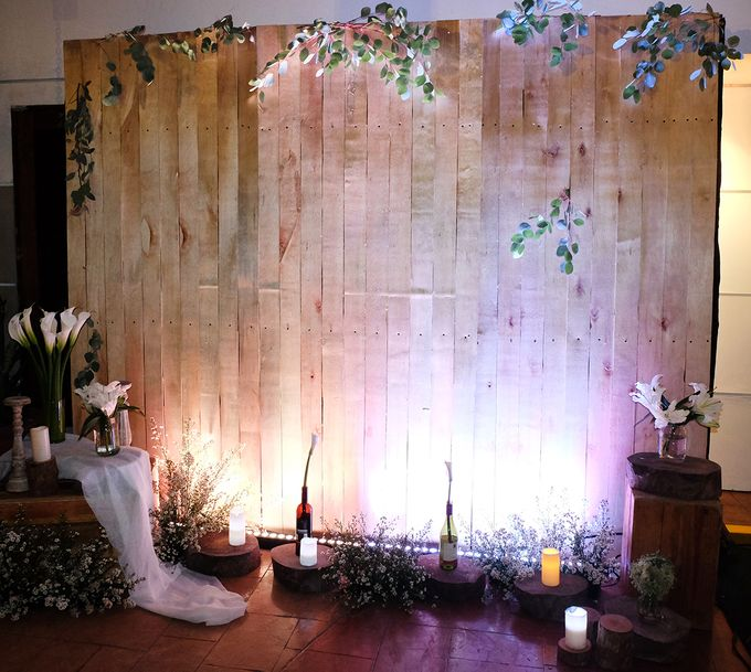 The Wedding of Raymond & Erika by The Swan Decoration - 007