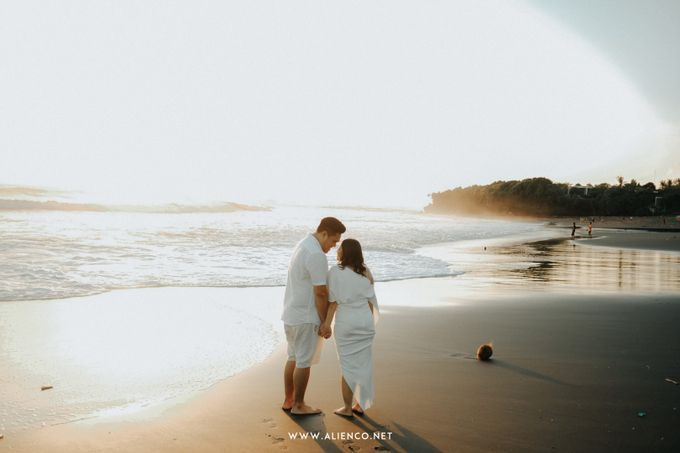 The Prewedding Of Andrew & Dinar by alienco photography - 013