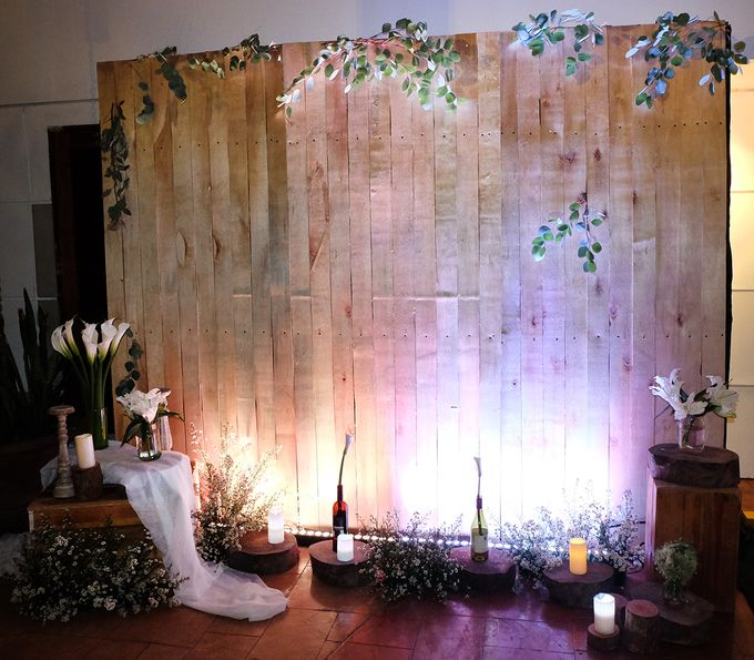 The Wedding of Raymond & Erika by The Swan Decoration - 008