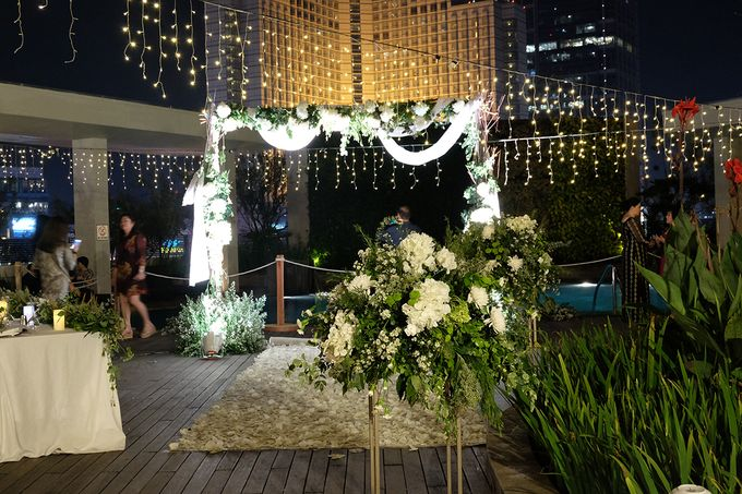 The Wedding of Raymond & Erika by The Swan Decoration - 014