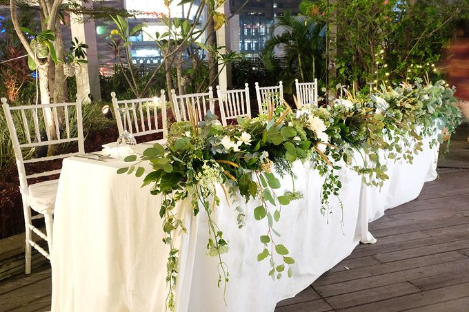 The Wedding of Raymond & Erika by Mandarin Oriental, Jakarta - 015
