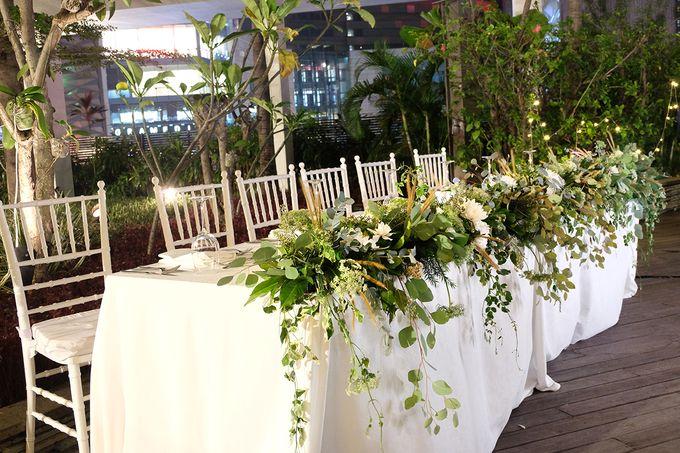 The Wedding of Raymond & Erika by Mandarin Oriental, Jakarta - 016