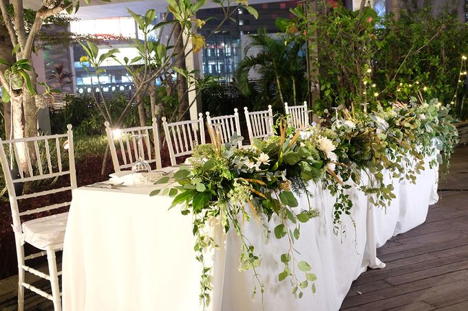 The Wedding of Raymond & Erika by The Swan Decoration - 016