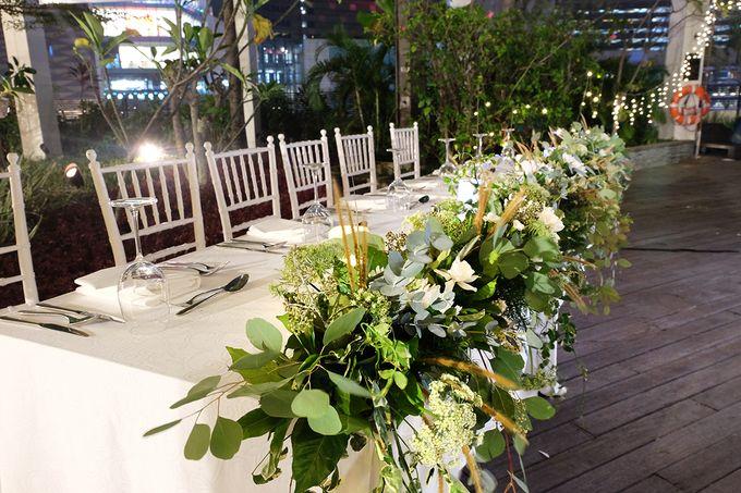 The Wedding of Raymond & Erika by Mandarin Oriental, Jakarta - 018