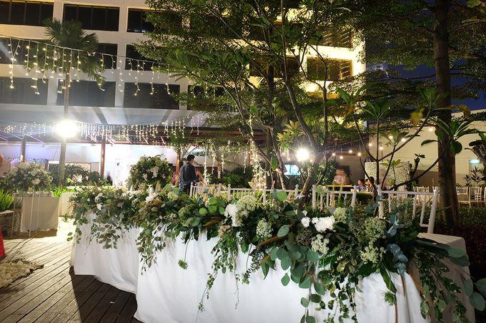 The Wedding of Raymond & Erika by Mandarin Oriental, Jakarta - 019
