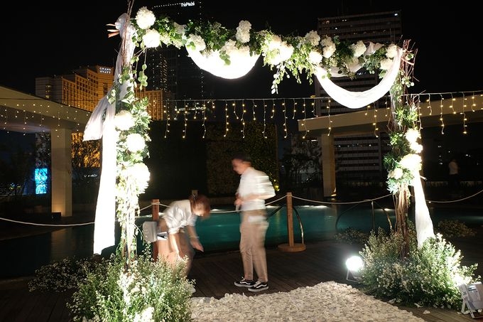The Wedding of Raymond & Erika by The Swan Decoration - 020