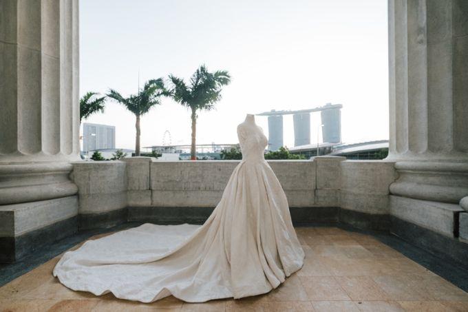 The Wedding of Gilbert & Natalia 190120 The Fullerton Hotel SG by AS2 Wedding Organizer - 001