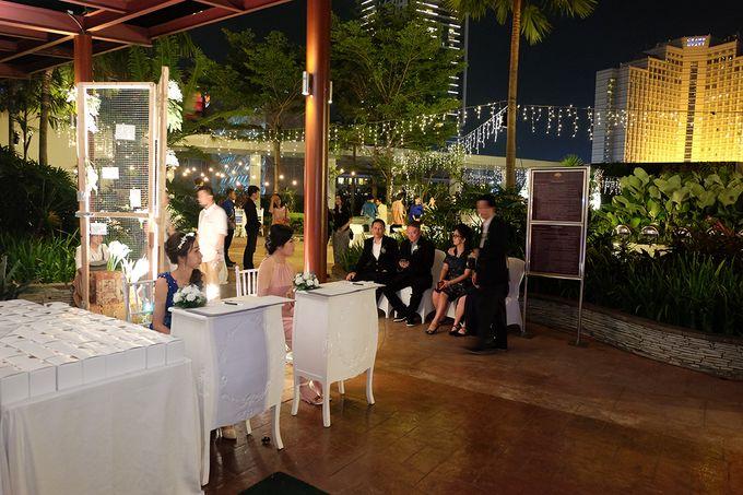 The Wedding of Raymond & Erika by Mandarin Oriental, Jakarta - 024