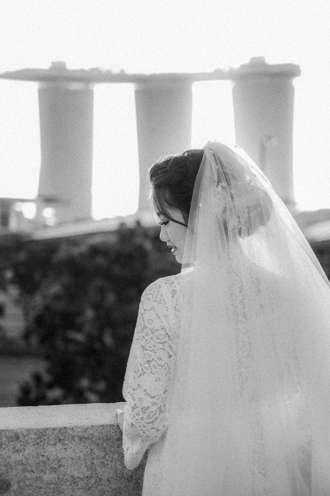 The Wedding of Gilbert & Natalia 190120 The Fullerton Hotel SG by AS2 Wedding Organizer - 004