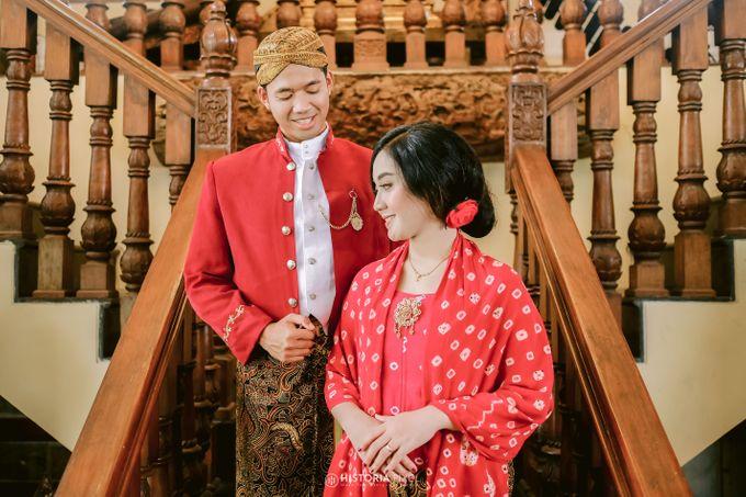 Prewedding DIKA & WULAN by Historia Pixel - 001
