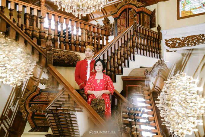 Prewedding DIKA & WULAN by Historia Pixel - 003
