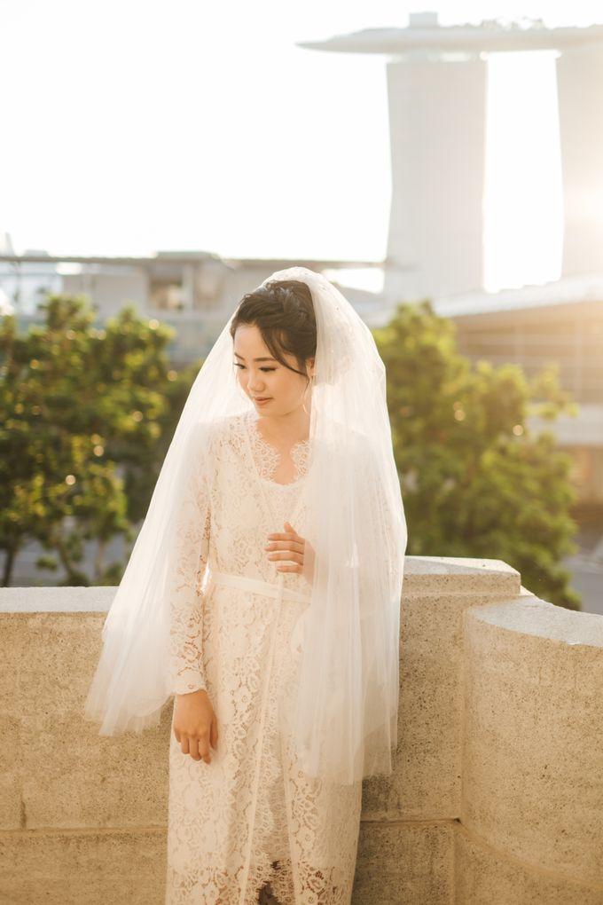 The Wedding of Gilbert & Natalia 190120 The Fullerton Hotel SG by AS2 Wedding Organizer - 007