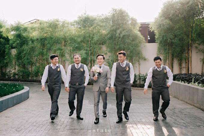 Wedding - Lizen & Devina by State Photography - 043