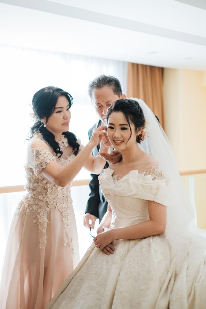 The Wedding of Gilbert & Natalia 190120 The Fullerton Hotel SG by AS2 Wedding Organizer - 014