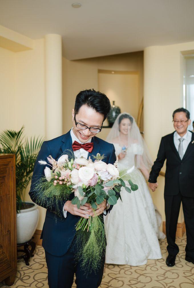 The Wedding of Gilbert & Natalia 190120 The Fullerton Hotel SG by AS2 Wedding Organizer - 010